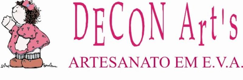 DECON ART'S ARTESANATO EM E.V.A.