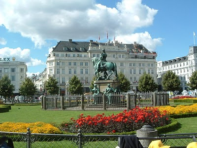 Two Favourite Hotels Are L'angleterre Which Stands Proudly In Its