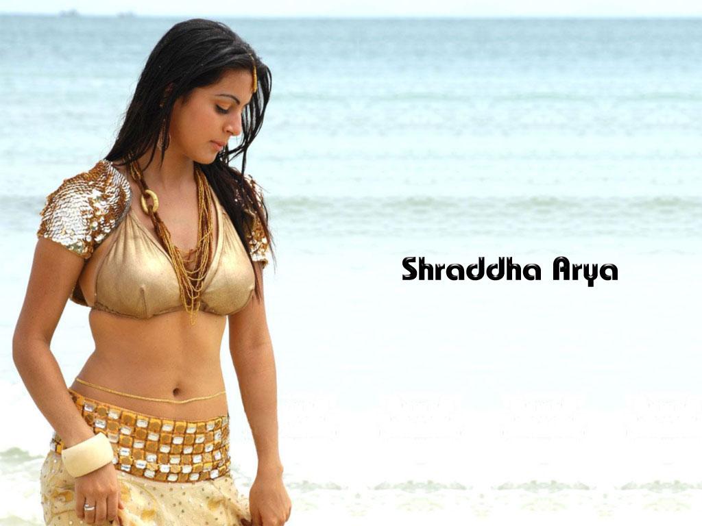 Shraddha Arya Legs