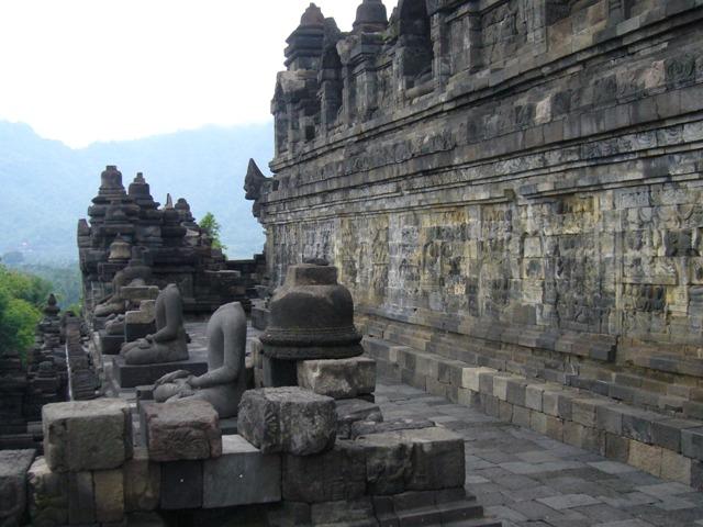 Borobudur ボロブドゥール遺跡 |...