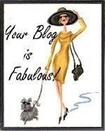 Premio Fabulous blog