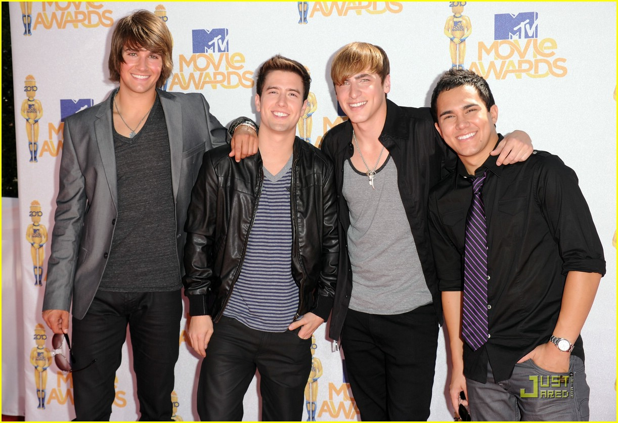 Big Time Rush | MTVLA - MTV Latin America