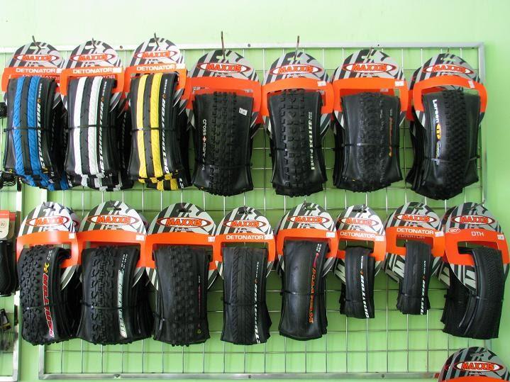 Ban Maxxis MTB, Folding Bike & Balap