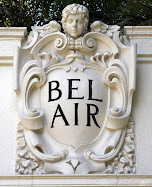 Historic Bel~Air Shield at the West Gate
