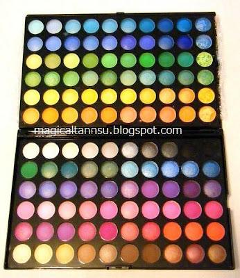 Makeup Pallets on Magical Tannsu                       Makeup Palettes