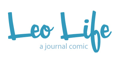 Leo Life: A Journal Comic