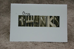 Lettergram Note Cards