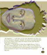 keanu reeves illustrated as
