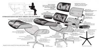 Short Video On The Lounge Chair And Ottoman Assembly: