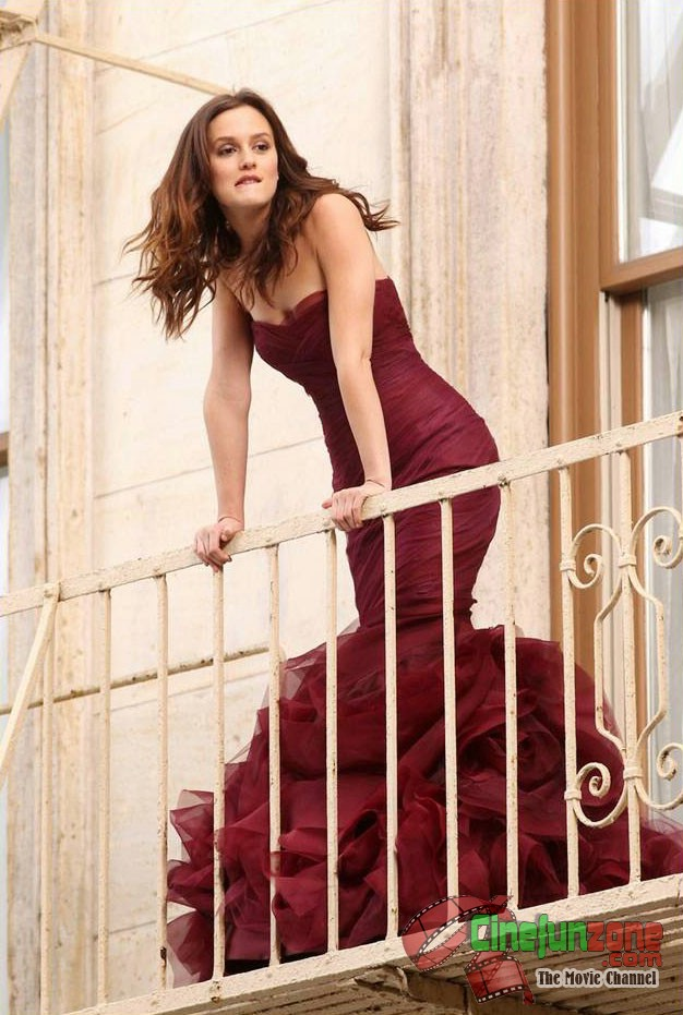 Leighton Meester's Photo Shoot - Cover Shoots - Allure ...
