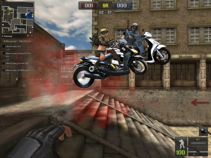 cheat point blank terbaru. point blank kocak abis. cheat