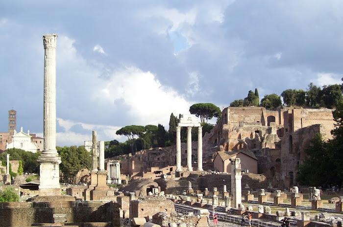Mia cara Roma.. I fori imperiali