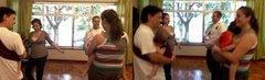 Dança Materna - para mães, pais e bebês