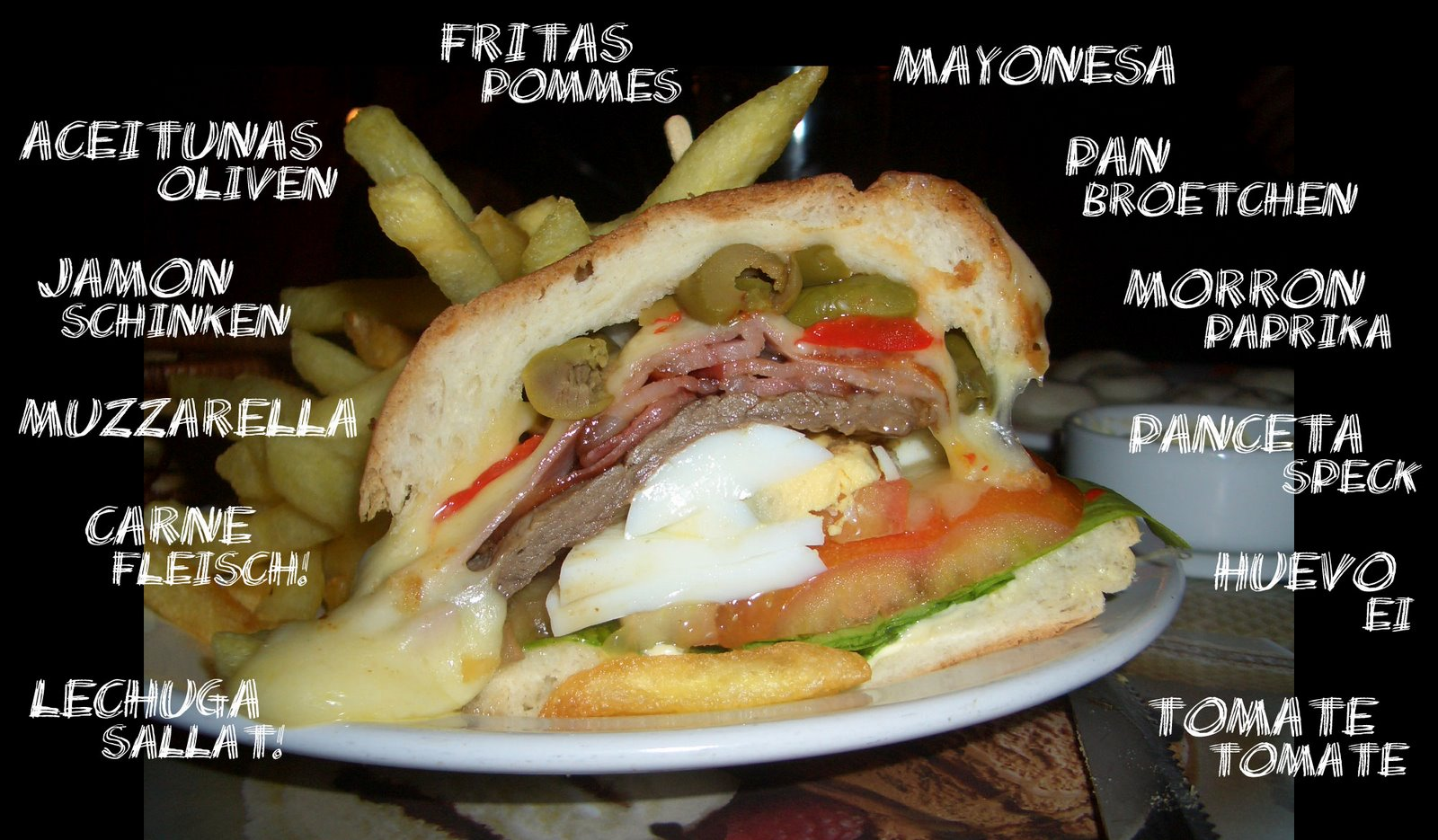 Chivito Recipes — Dishmaps