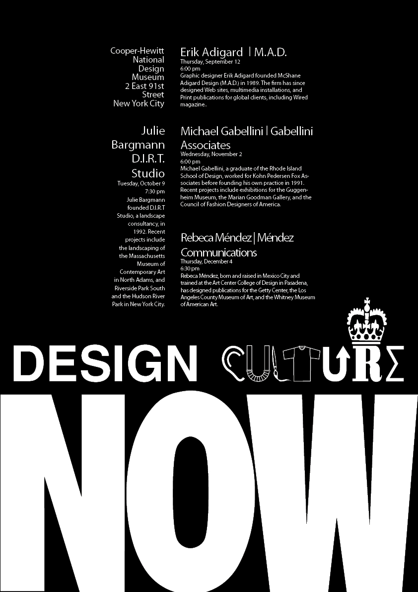 Design, Photography and Inspiration: Typography Poster Design