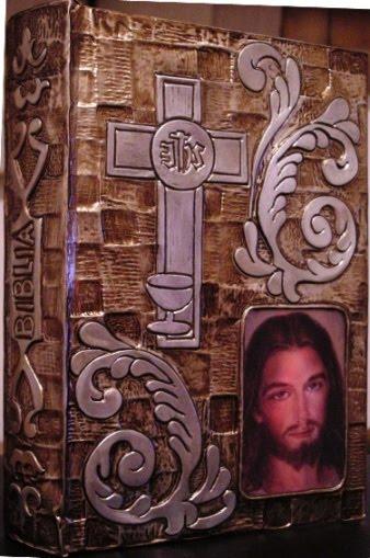 Biblia Envejecida con Betún