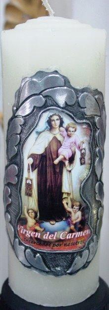 Vela Virgen del Carmen