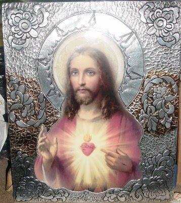 Cuadro del Corazón de Jesús