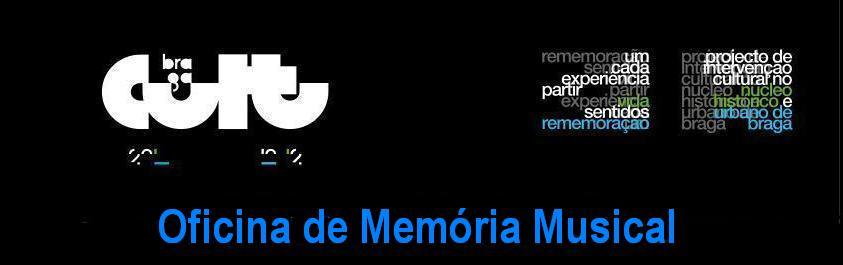 Oficina de Memória Musical