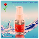 Essence brand Hydrating Rose Water Mist玫瑰露喷雾水