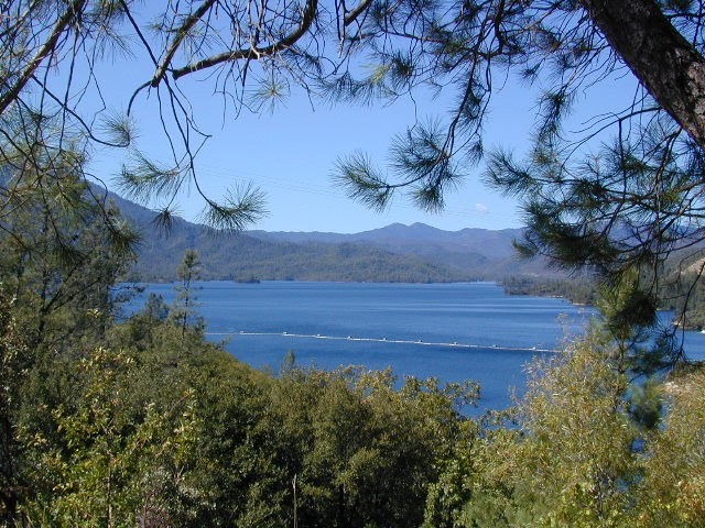 Well off the beathen path whiskeytown lake nra for Whiskeytown lake fishing