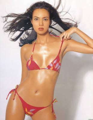 Asian Bikini Models Hot