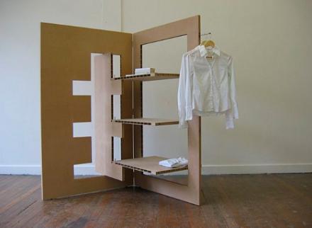 """Designs R Us"" Adaptive Cardboard Furniture"