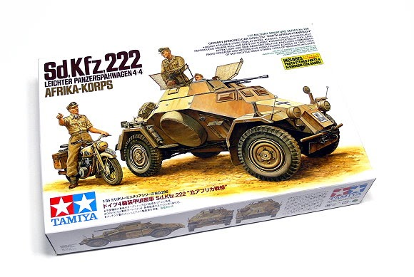 rc echo tamiya military 1 35 sd 4x4 afrika korps. Black Bedroom Furniture Sets. Home Design Ideas