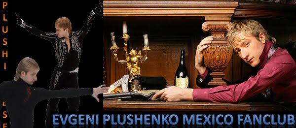Evgeni Plushenko MexicoFanClub