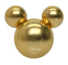Premio Mickey dorado