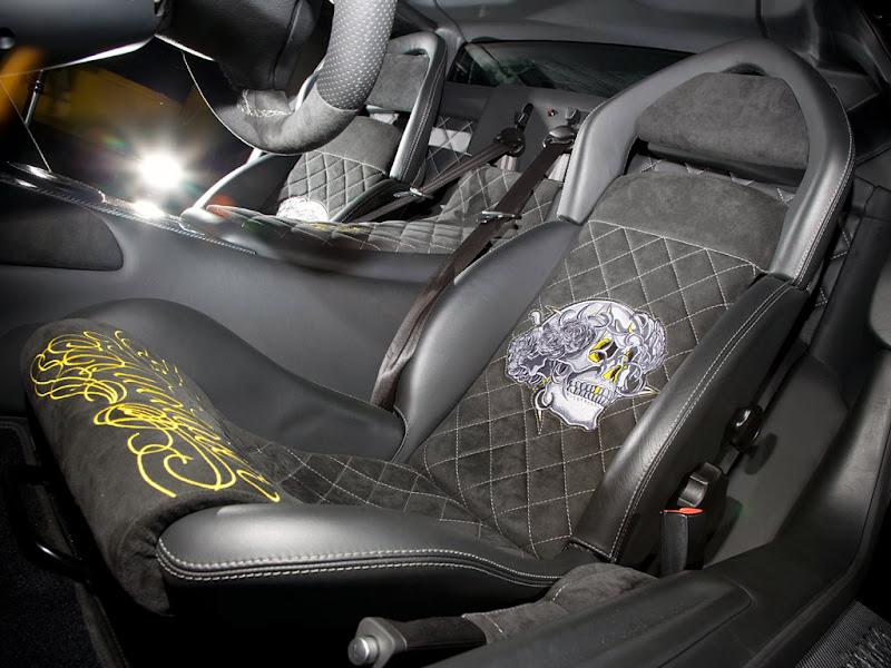 2009 Edo Lamborghini Murcielago LP710 Audigier Edition