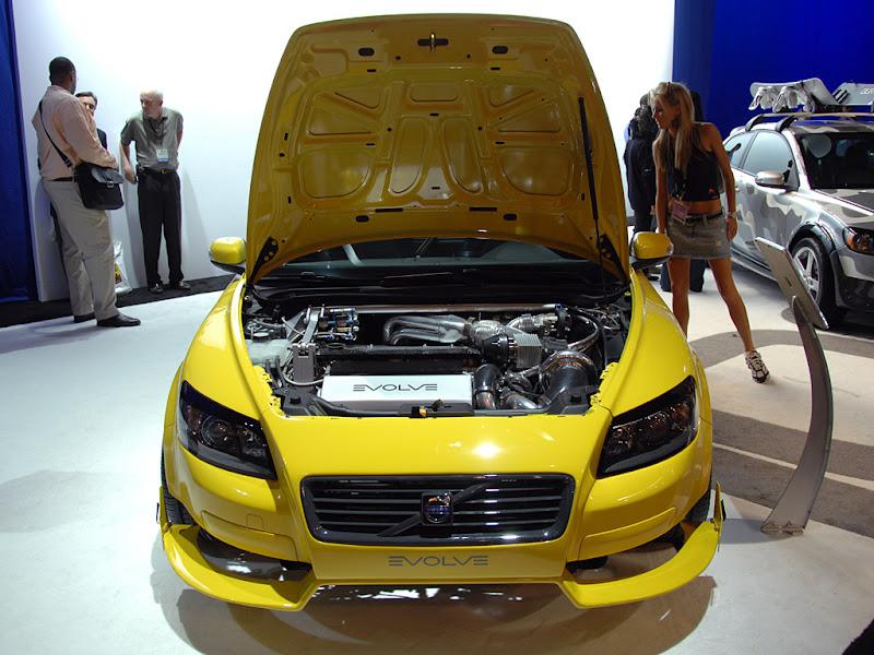 2006 Evolve Volvo C30 Car Modified
