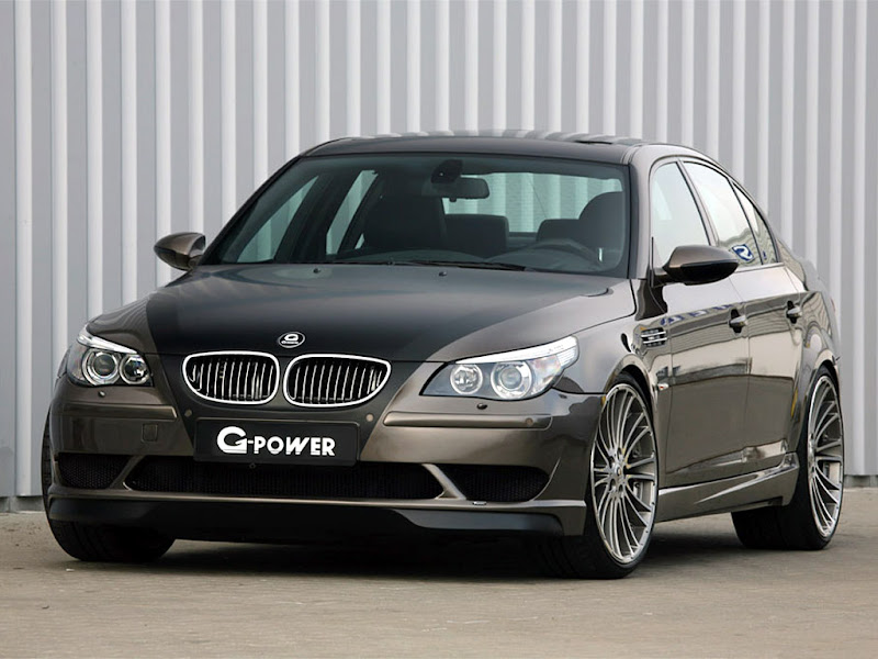 2008 G-Power BMW M5 Hurricane Modified