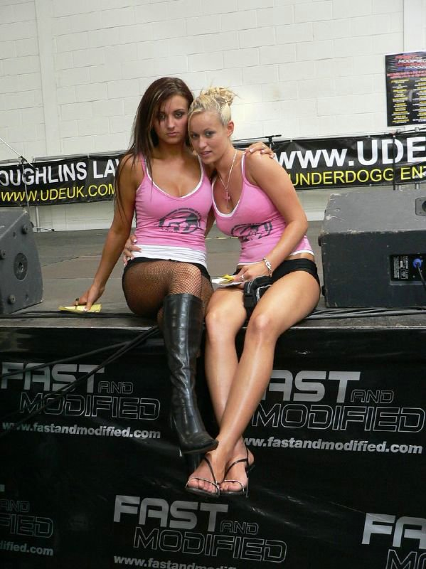 Sexy Auto Show Girls Picture Gallery
