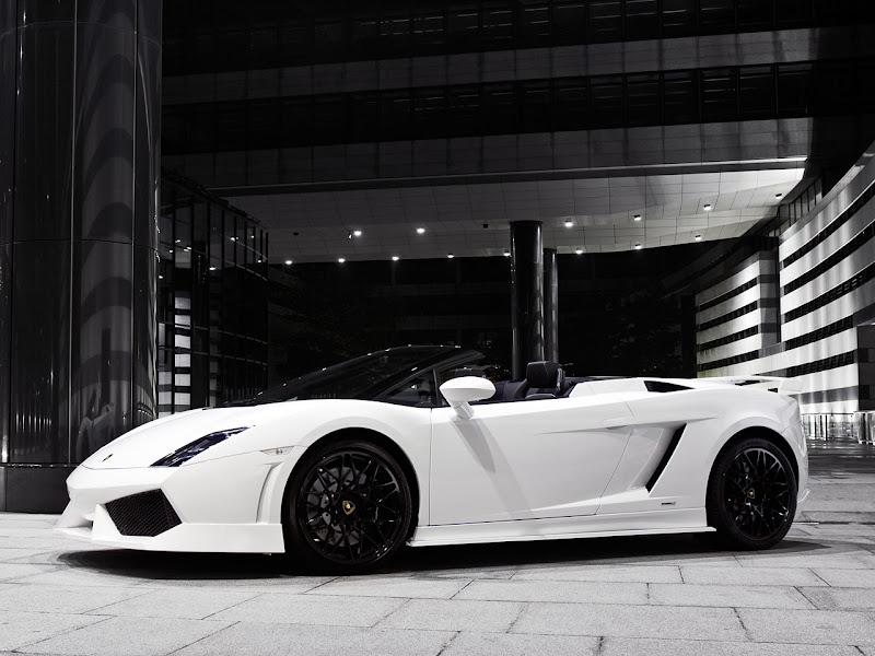 Lamborghini Gallardo GT600 Modified by BF Performance
