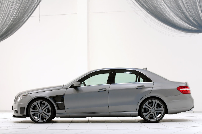 2010 Brabus B63 S Sedan Modified