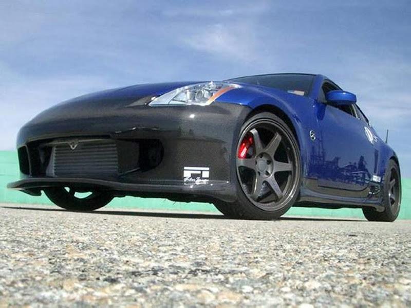 Gambar Modifikasi Nissan 2003 Type 350Z title=