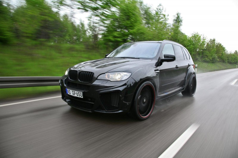 2010 BMW X5 M Typhoon G Power Modified Editions