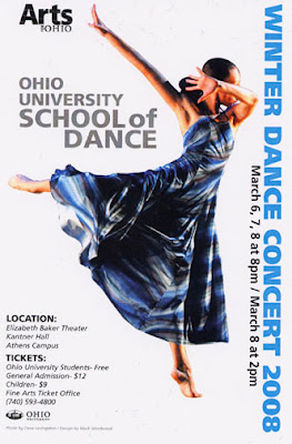 Postcard Dance Poster