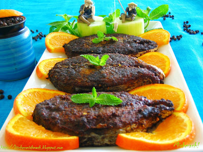 Pepper Fish Fry