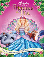 Barbie em A Princesa da Ilha   Dublado