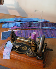 Our Thread Stand allows any Sewing machine to