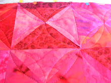 a quilting detail