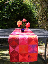 The Ruby Wedding Table Runner