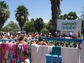 Un día de Pileta en el Camping Municipal