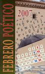 Febrero poético 2007