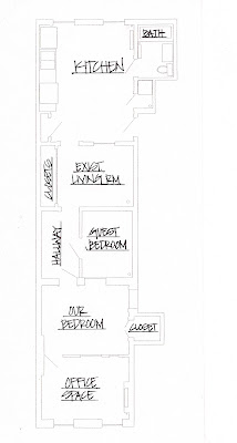 Apartment Plans For Narrow Lots