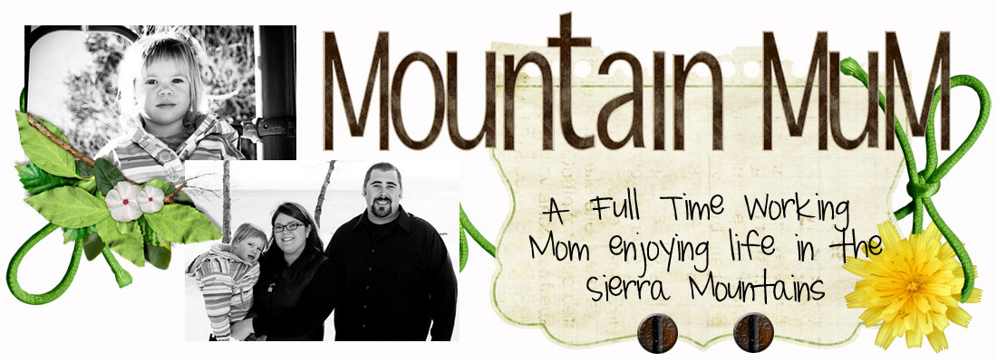 Mountain Mum