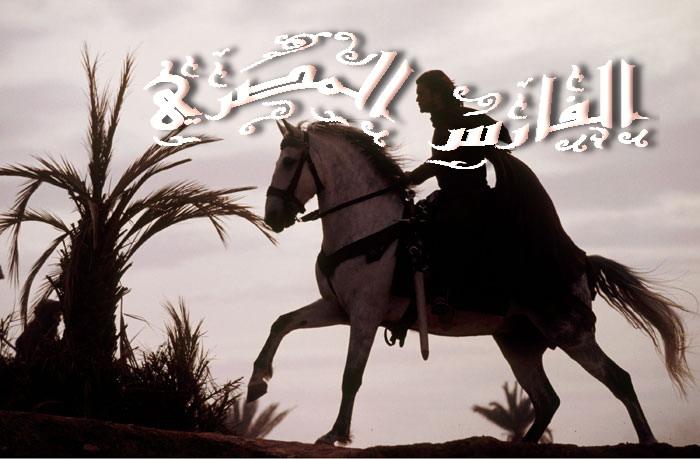 The Egyptian Knight  الفارس المصري