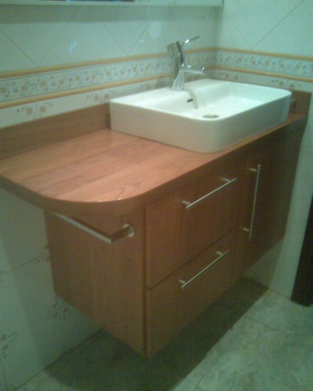 Ca uelo e hijos carpinteria s c p cocina y ba o - Puertas para muebles de bano ...
